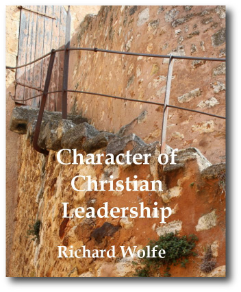 Wolfe, Character